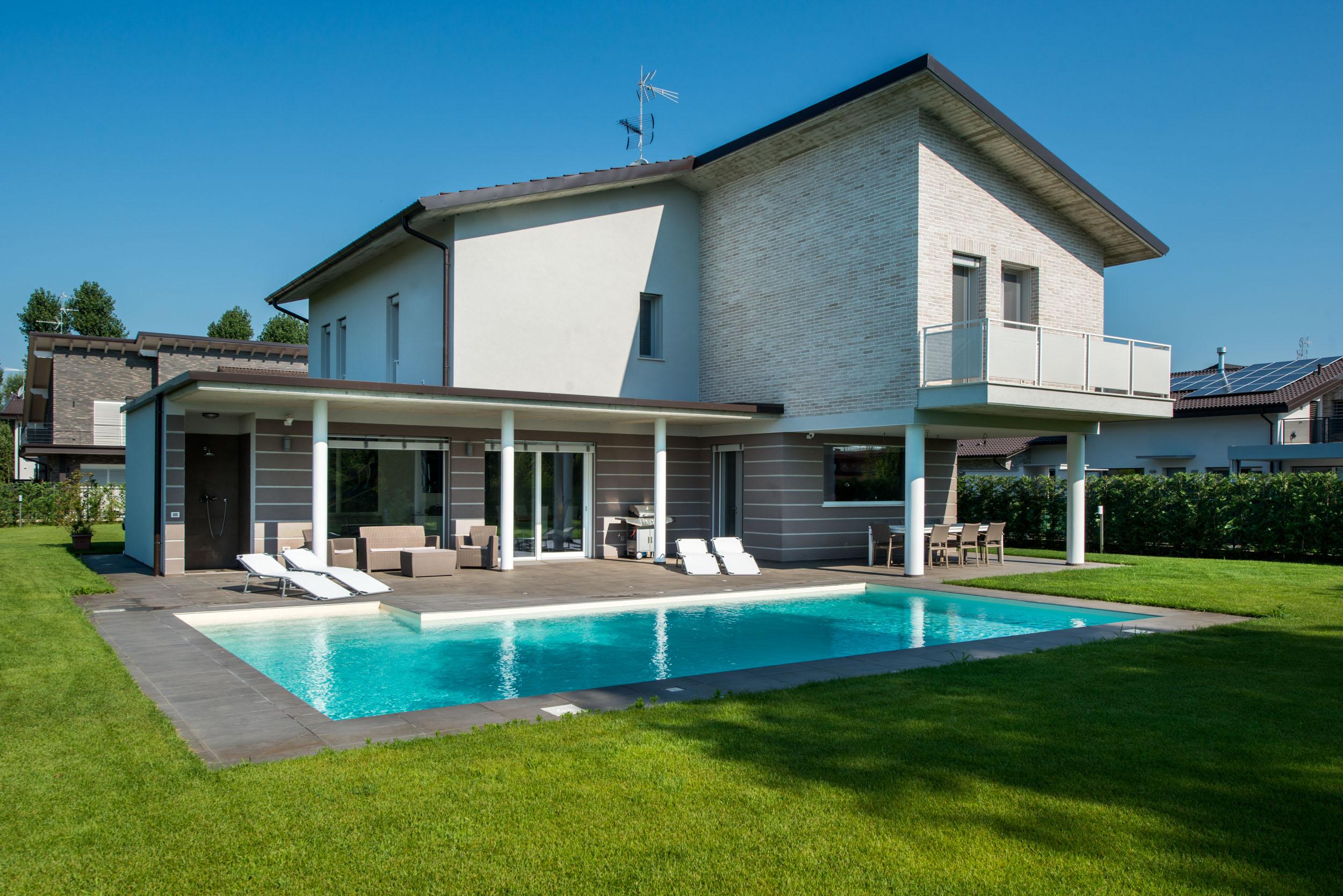 Villa Unifamiliare Studio Di Architettura Palmieri